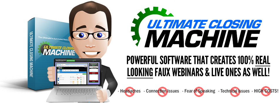 Automated webinar software for much less
